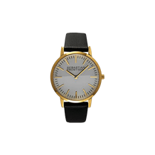 Petit/lady gold plated stainless steel white