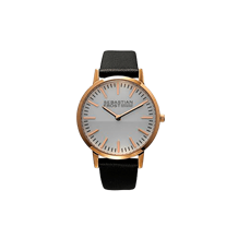 Petit/lady rosegold plated stainless steel white